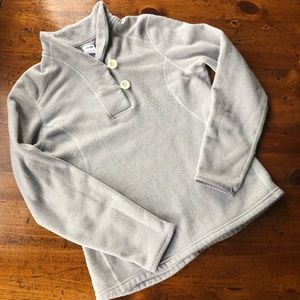 The North Face Two Button Sweater size medium